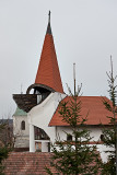 Petőhenye, church by Imre Mavovecz
