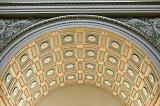 Mücsarnok ceiling