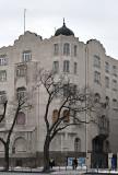 Art Nouveau on Heroes Square