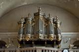Szent Mihály Church, organ
