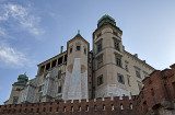 Wawel Hill, Royal Castle