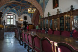 Collegium Maius, Libraria