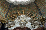 Oliwa Cathedral, chapel dome