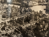 Gdańsk in 1945 (in Main Town Hall)