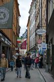 Shopping street, Gamla Stan