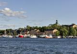 Skeppsholmen island