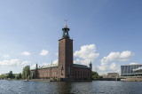 Stadhuset (City Hall), Kungsholmen island