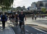 A very bike-friendly city