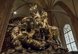Storkyrkan, St. George & the dragon