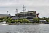 Vasamuseet (1), Djurgården island