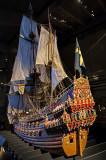 Vasamuseet (8), royal warship Vasa