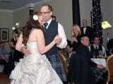 Chris and Kays Wedding Reception...