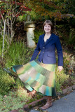 Teresa and her knit skirt