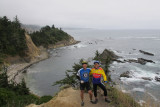 Claude and Markus on Cycle Oregon