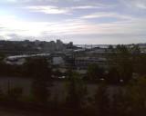 Tacoma morning from hotel