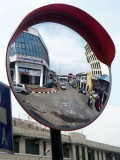 City in the Mirror