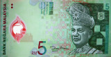 RM 5  Banknote (Front)