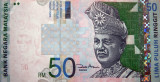 RM 50  Banknote (Front)