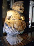 God Semar, the Guardian Spirit of Java