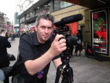 Ross, the Frightfest Photographer