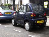 GWIZ, Automatic Electric Vehicle