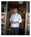 52.Chef on a break............