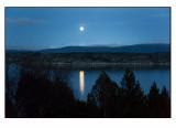 Moon reflection........