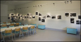 Bob Robinson exhibit at Herdla Museum