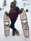 Old School Cool Snowshoes,,