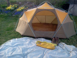 1978 North Face Oval Intention Expedition Tent