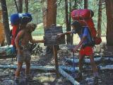 Ultralight  Hiking 70's Style ( Pacific Crest  Trail 1977)