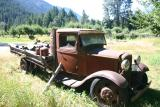 Harry Buckner's old Truck