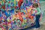 Community Mural artist