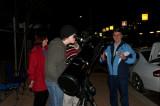 Stargazing wth local astronomers