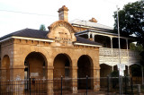 Post office building at Wilcannia