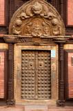 Gateway to the Royal Palace, Patan