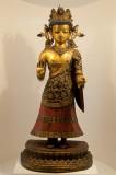 Dipankara, the Buddha of Fixed Light: Patan Museum