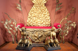 Throne of the Malla kings, Patan Museum