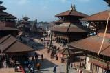 Durbar Square around noon
