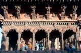 Colonnades of the Jagan Narayan
