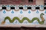 Street mural, Patan