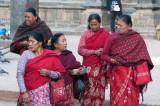 Nepali women friends