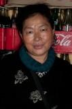 Tibetan tea shopkeeper, Swayambu Stupa
