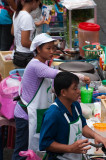 Hawkers at Pratunam