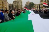 The 'Arab Spring' in Egypt, November 2011