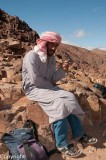 Hussein, my guide from the Jebeliya tribe