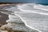 Coolum Beach from the boardwalk