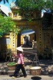 West of Hoan Kiem Lake is an artistic quarter
