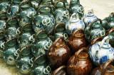 Finished goods  at a ceramics workshop outside Hanoi