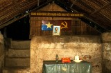 Underground meeting room at Cu Chi